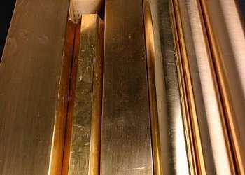 Broca de alumínio